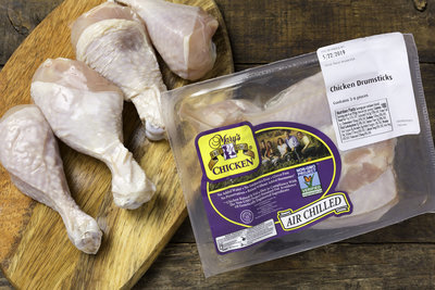 Thumb 400 mary s free range chicken chicken drumsticks package