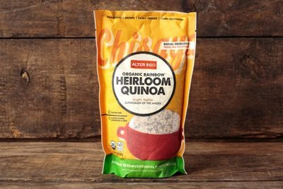 Thumb 400 alter eco organic rainbow heirloom quinoa 12 oz
