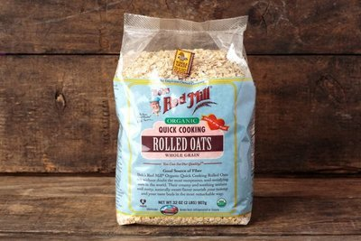 Thumb 400 bob s red mill organic quick cooking rolled oats 32 oz