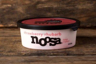 Thumb 400 noosa strawberry rhubarb yogurt 8 oz