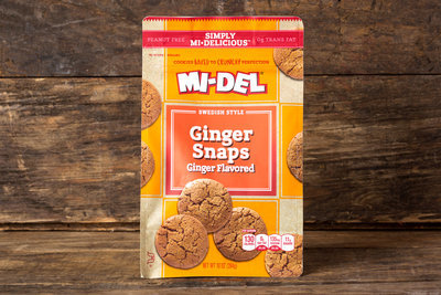 Thumb 400 mi del crispy swedish style ginger snaps 10 oz