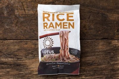 Thumb 400 lotus foods buckwheat mushroom rice ramen 2 8 oz