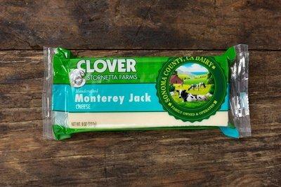 Thumb 400 clover monterey jack block 8 oz