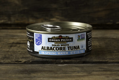 Thumb 400 crown prince albacore tuna 5 oz