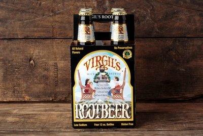 Thumb 400 virgil s root beer 4 pack 12 oz